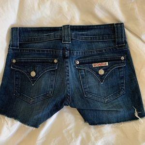 Hudson jeans shorts size 24